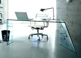 office desk glass. Office Desk Glass Home Furniture Modern New .