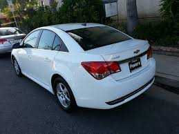 My new 2013 Chevy Cruze 1LT RS