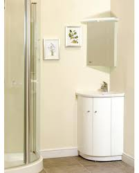 Corner Bathroom Cabinet for Small Space