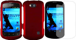For ZTE Groove X501 Hard Cover Case ...