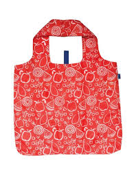 Rock Flower Paper Rock Flower Paper 39 8383i Fruit Red Blu Bag