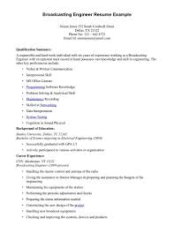 Cover Letter Journalism Resume Sample Sample Journalism Resume