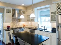kitchen knock out black granite countertop ideas with of cabinet