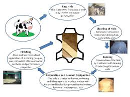 Leather Tanning Process Flow Chart Leather Production Flow Chart How It All Happens Yarwood