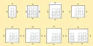standard single garage door size standard single garage door size co standard single garage door size