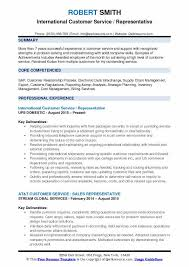 Good Objective For Customer Service Resume Customer Service Resume Samples Examples And Tips
