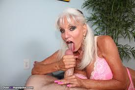 Sally Dangelo Cradle My Cock Over 40 Handjobs 112582