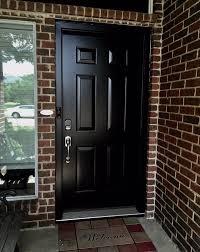 photo of brennan enterprises arlington tx united states provia steel door with