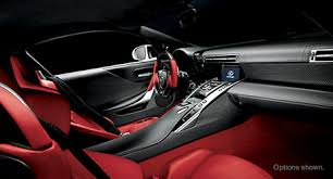 lexus lfa black. 2013 lfa shown in red and black leather trim lexus lfa