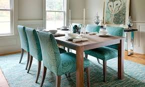 decoration furniture turquoise dining room chairs contemporary teal co inside 1 from