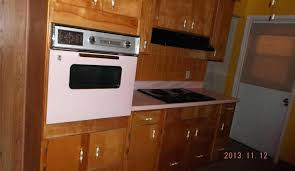 vintage wall oven vintage original pink wall oven kitchen mesa homes houses for real estate