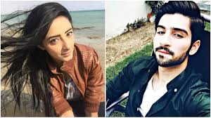 despite pak tensions muneeb butt is set to star in an young stars sanam chaudhry and muneeb butt to lead upcoming film ishq 2020