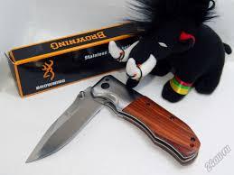 <b>Полуавтоматический</b> Ножик Browning DA51 - Карманный ...