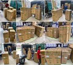 Máy lọc nước RO nóng lạnh 2 vòi KANGAROO KG09A3 (9 cấp lọc - Bao gồm tủ  cường lực) chính hãng tại ALOBUY Việt Nam