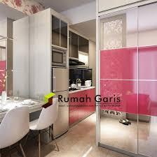 meja dapur hpl terbagus untuk desain interior kitchen set lemari pakaian apartemen tipe studio of meja