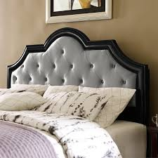 king size tufted headboard king size fabric headboard for elegant perfect padded headboard king