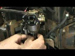 small engine repair how to check a solenoid fuel shut off valve small engine repair how to check a solenoid fuel shut off valve on a kohler v twin engine