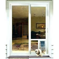 patio panel pet door sliding glass