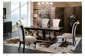 italian lacquer dining room furniture. Large Dining Set For Sale, Carved Solid Wood Table 6 Chairs Italian Lacquer Room Furniture