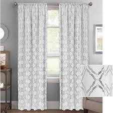better homes and garden curtains. Better Homes And Gardens Metallic Trellis Gold Foil Curtain Panel - Walmart.com Garden Curtains
