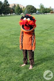 animal muppet costume. Delighful Muppet With Animal Muppet Costume E
