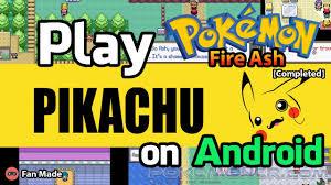 RPGXP] Pokemon Fire Ash Completed - Pokemoner.com
