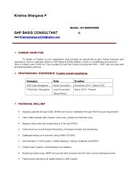 Krishna Bhargava P Mobile: +91-9886825588 SAP BASIS CONSULTANT E- mail: ...