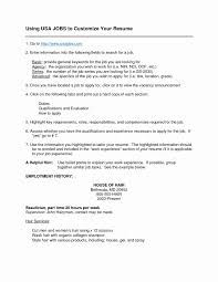 Resume Cover Letter Announcing Your Job Search New Cover Letter