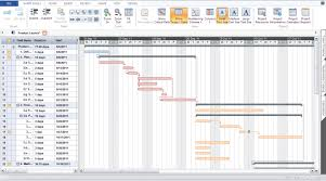 Microsoft Office Gantt Chart Software A Project Managers Guide To Gantt Charts