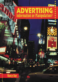 advertising information or manipulation issues in focus nancy  advertising information or manipulation issues in focus nancy day 9780766011069 com books