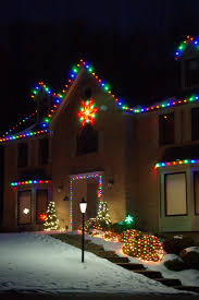 Multi Colored Christmas Lights | Christmas Lights Decoration