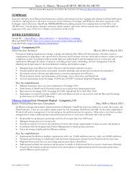 Brilliant Ideas Of Sharepoint Resume Examples Examples Of Resumes