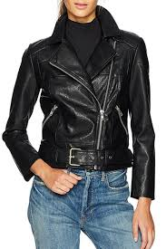 10 cute leather moto jackets for 2018 womens faux leather moto jackets