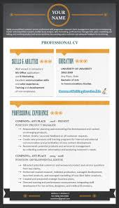 Best Resume Format 2017 Trends Down Town Ken More