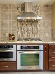 rock backsplash
