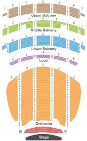 Sheas Performing Arts Seating Chart Il Divo Tickets Fri Nov 22 2019 8 00 Pm At Sheas