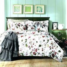 garden dream quilt cottage all cotton bedding queen set