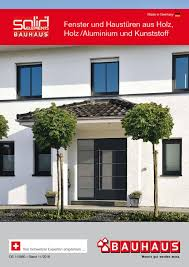 Bauhaus Fenster Einbauen Haus Ideen
