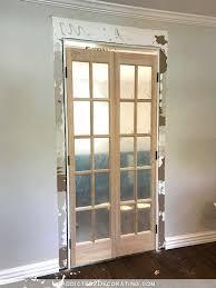 installing a prehung interior door closet doors installation interior french doors french closet doors interior doors
