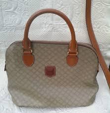 céline monogram leather bag handbag