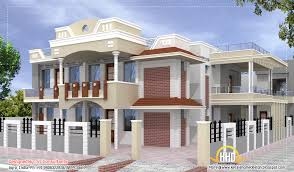 Small Picture Indian home design with plan 5100 Sq Ft Kerala home design