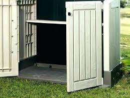 plastic outdoor storage cabinet. Plastic Outdoor Storage Cabinet Closet  Large Size . T