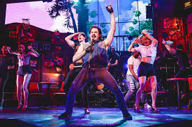 Rock Of Ages Theater Seating Chart Review Rock Of Ages Returns Scaled Down But Big Hair