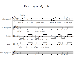 The Best Day Of My Life Essay Best Day Of My Life Education Music Education Music Education