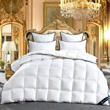 white full size quilt white grey goose down comforter twin full queen king size quilt duvet