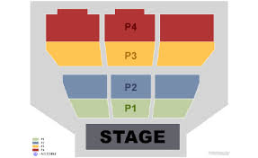Grand Sierra Theater Seating Chart General Admission