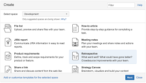 Create Sprint Retrospective And Demo Pages (Like A Boss) - Atlassian ...