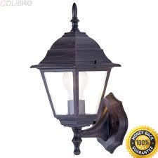 Copper Outdoor Light Fixtures Cheap Copper Exterior Light Fixtures Find Copper Exterior