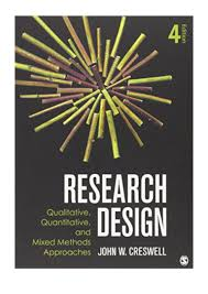 Creswell Research Design 2019 Research Design Pdf Qualitative Quantitative And