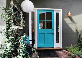 Exterior door painting ideas White House Front Door Paint Color Ideas Freshomecom Exclusive Floral Designs The Latest Front Door Ideas That Add Curb Appeal Value To Your Home